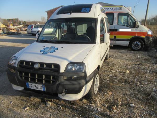 5#3965 Autoveicolo Fiat Dobl