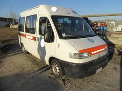 Fiat Ducato vehicle - Lot 6 (Auction 3965)