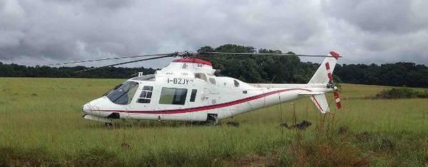3#3972 Elicottero Augusta A109A