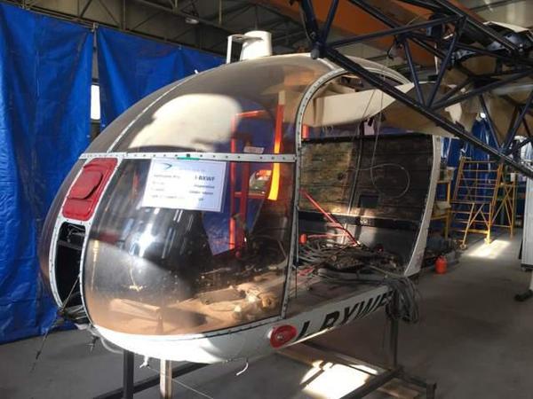 Immagine n. 8 - 4#3972 Elicotteri smontati Lama e Alouette