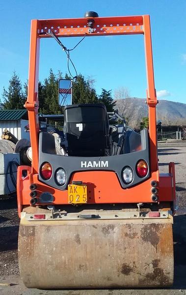 Immagine n. 2 - 4#3975 Rullo Hamm HD 14 VV