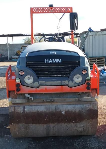 Immagine n. 4 - 4#3975 Rullo Hamm HD 14 VV