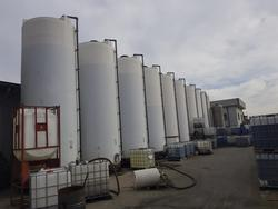 Above ground reactors and tanks - Lot  (Auction 3976)