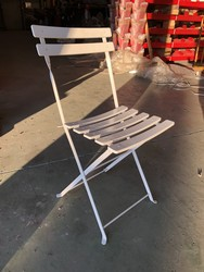 Fermob folding chairs - Lot 38 (Auction 3977)