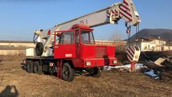 Rigo mobile cranes rotating 25 Tons - Lote 1 (Subasta 3978)