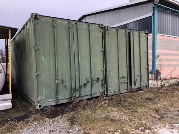 Immagine n. 1 - 8#3978 Container da 20 piedi