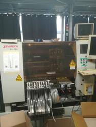Linea di assemblaggio schede elettroniche con tecnologia SMD - Asta 3979