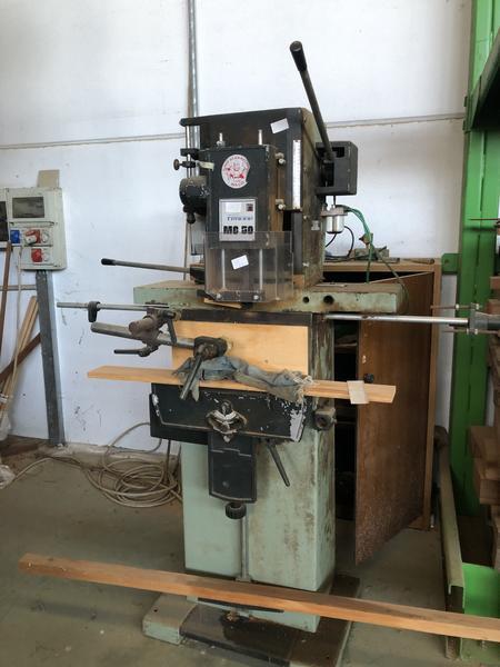 1#3981 Stock di n. 22 macchinari per lavorazione legno