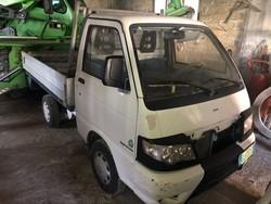 Autocarri Fiat Panda e Piaggio Porter - Subasta 3983