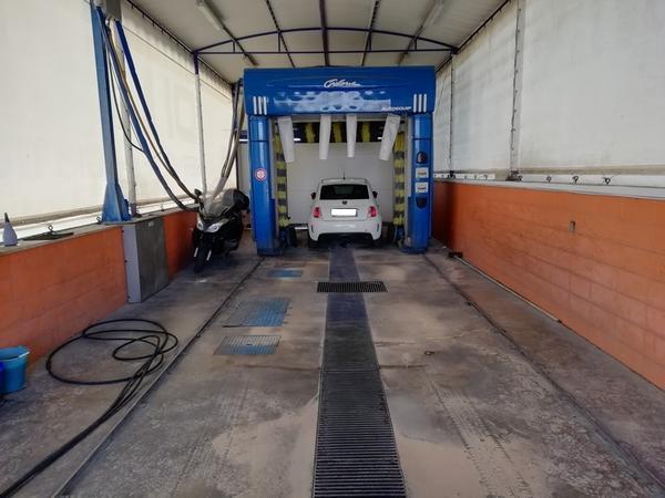 1#3984 Impianto di autolavaggio AutoEquip