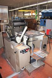 Continuous form printing machine Seailles et Tison - Lot 21 (Auction 3985)