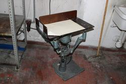 Vibrating tables - Lot 35 (Auction 3985)