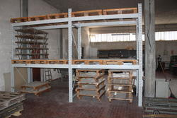 Pallet racking - Lot 61 (Auction 3985)