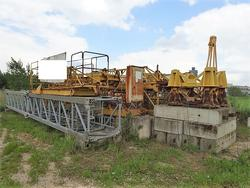FM 1050 CTY tower crane - Lot 14 (Auction 3997)