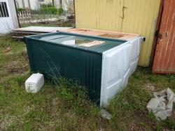Worksite toilet - Lot 22 (Auction 3997)
