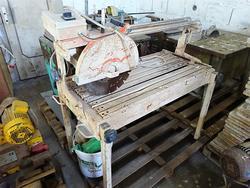 Oscam shears and bending machine - Lote 24 (Subasta 3997)