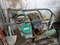 Taglierine Maker e aspiratore industriale elettrico Grizzly - Lotto 30 (Asta 3997)