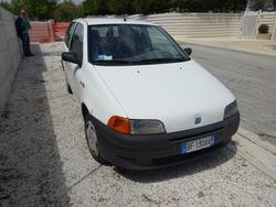 Automobile Fiat Punto VAN - Lotto 8 (Asta 3997)