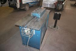 Profilatrici Lockformer Pitsburg - Lotto 29 (Asta 3998)
