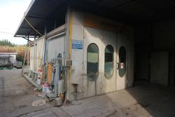 Paint booth - Lote 3 (Subasta 3998)