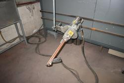 PN 18 P E Y Hanging spot welder - Lot 31 (Auction 3998)