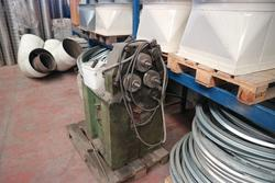 Flange machine - Lot 47 (Auction 3998)