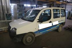 Furgone Fiat Doblò - Lotto 51 (Asta 3998)