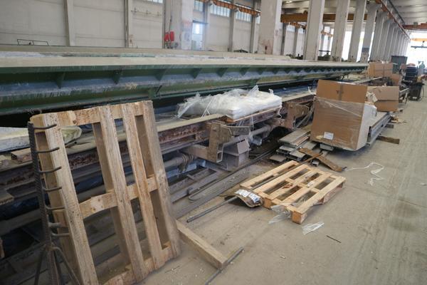 22#4001 Cassero per produzione pannelli in CAV