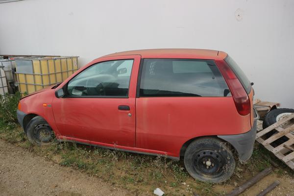 Immagine n. 1 - 315#4001 Automobile Fiat Punto