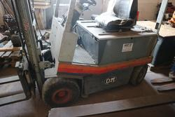 Iveco forklift - Lot 64 (Auction 4001)