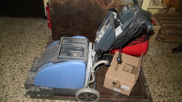 1#4004 Transpallet e carrelli