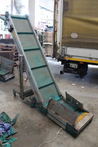 Immagine n. 3 - 112#4006 Nastri trasportatori MB Conveyor