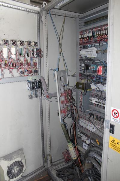 Immagine n. 2 - 113#4006 Armadio Elettrico