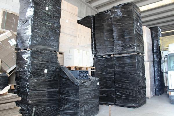 Immagine n. 1 - 131#4006 Stock di vaschette termoformate