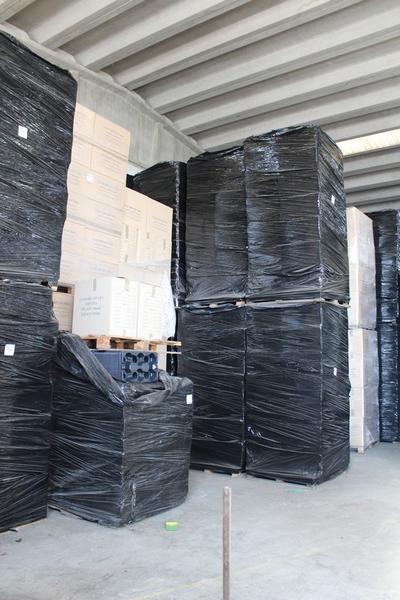 Immagine n. 2 - 131#4006 Stock di vaschette termoformate