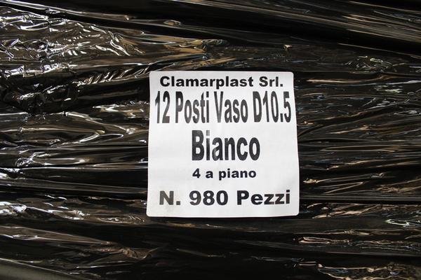 Immagine n. 3 - 131#4006 Stock di vaschette termoformate