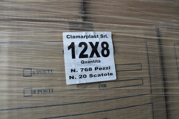 Immagine n. 6 - 131#4006 Stock di vaschette termoformate