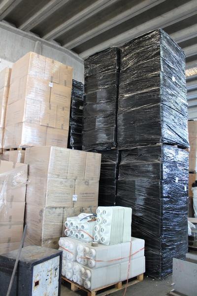 Immagine n. 4 - 132#4006 Stock di vaschette termoformate