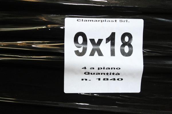 Immagine n. 14 - 132#4006 Stock di vaschette termoformate