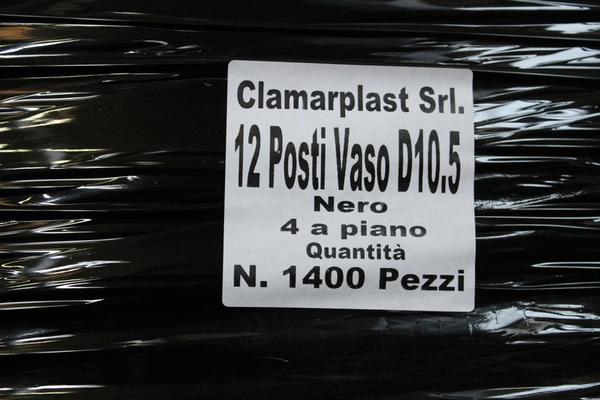 Immagine n. 15 - 132#4006 Stock di vaschette termoformate