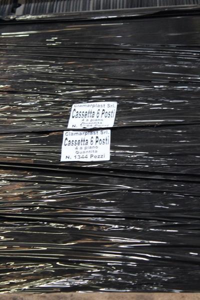 Immagine n. 16 - 132#4006 Stock di vaschette termoformate