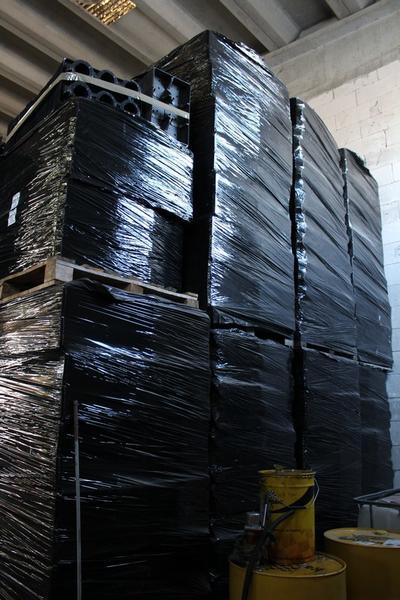 Immagine n. 17 - 132#4006 Stock di vaschette termoformate