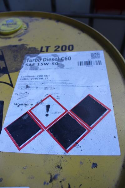 Immagine n. 3 - 133#4006 Olio diesel