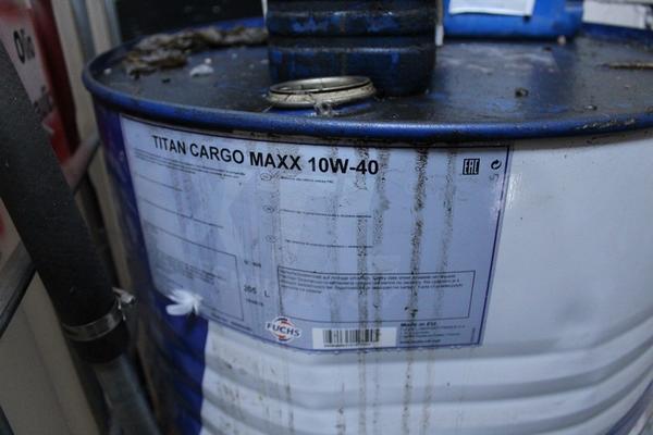 Immagine n. 4 - 133#4006 Olio diesel