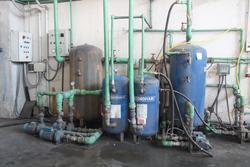 Sistema di ricircolo liquidi Cordivari - Lotto 19 (Asta 4006)