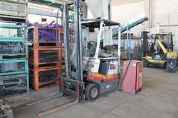OM forklift mod E 3 12 N - Lot 29 (Auction 4006)