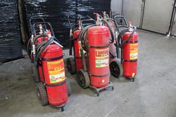 Fire extinguisher - Lot 39 (Auction 4006)