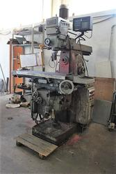 Tiger milling machine mod FU120 - Lot 47 (Auction 4006)