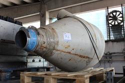Cyclonic separator - Lot 74 (Auction 4006)