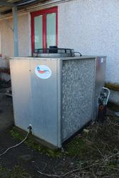 Frigotek 2000 refrigerator mod MCA 025 CP - Lot 87 (Auction 4006)